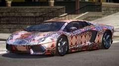 Lamborghini Aventador SS PJ2 para GTA 4