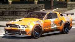 Ford Mustang GT V1.1 PJ5 para GTA 4