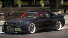 Nissan Skyline R34 Tuning para GTA 4
