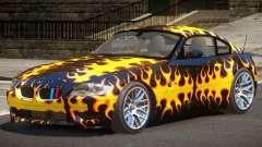 BMW Z4 GT Sport PJ4 para GTA 4