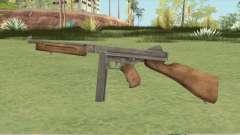 Thompson M1A1 (Enemy Front) para GTA San Andreas