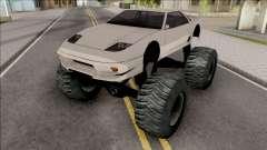 Super Monster GT para GTA San Andreas