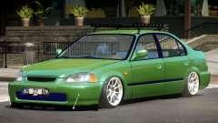Honda Civic DS para GTA 4