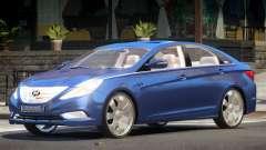 Hyundai Sonata V1.1 para GTA 4