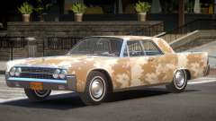 1961 Lincoln Continental PJ3 para GTA 4