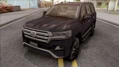 Toyota Land Cruiser VX-R para GTA San Andreas