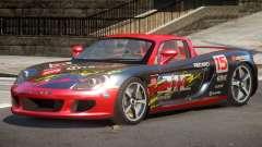 Porsche Carrera GT Sport PJ6 para GTA 4