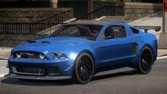 Ford Mustang GT V1.1 para GTA 4