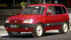 Chevrolet Niva V1.2 para GTA 4