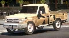 Toyota Land Cruiser PJ2