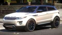 Range Rover Evoque V1.0 para GTA 4