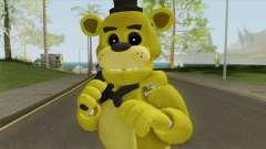 Golden Freddy (FNAF AR) para GTA San Andreas