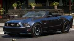 Ford Mustang GT Cabrio V1.0 para GTA 4