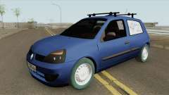 Renault Clio Campus (Food Delivery) para GTA San Andreas