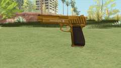 Pistol .50 GTA V (Gold) Base V1 para GTA San Andreas