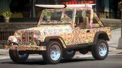 1988 Jeep Wrangler PJ5