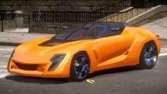 Bertone Mantide GT para GTA 4