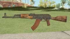 AKM (CS-GO Customs 2) para GTA San Andreas