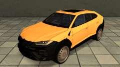 Lamborghini Urus Poor Version