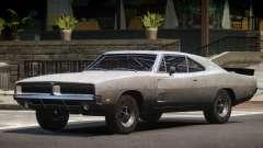 1969 Dodge Charger RT V1.0 PJ2 para GTA 4