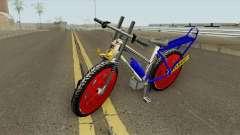 New Mountain Bike