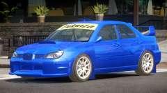 Subaru Impreza WRX Sport