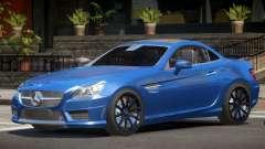 Mercedes Benz SLK 55 V1.0 para GTA 4