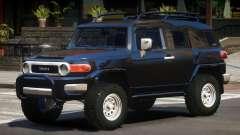 Toyota FJ Cruiser V1.0 para GTA 4