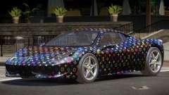 Ferrari 458 Italia Sport PJ4 para GTA 4