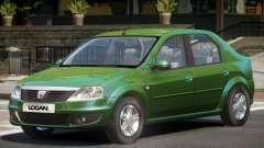 Dacia Logan 1.6 MPI para GTA 4