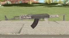 Shrewsbury Assault Rifle GTA V para GTA San Andreas