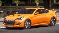 Hyundai Genesis GT para GTA 4