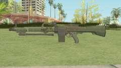 Alda 5.56 Light Machine Gun para GTA San Andreas