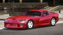 1996 Dodge Viper GT para GTA 4