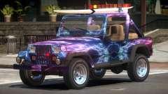 1988 Jeep Wrangler PJ2