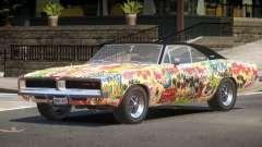 1968 Dodge Charger RT PJ5 para GTA 4