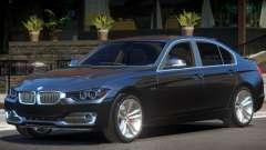 BMW 335i ST para GTA 4