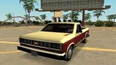 Insípido Bobcat com Emblemas e Extras para GTA San Andreas