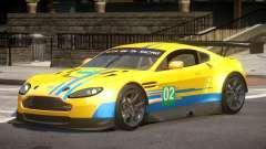 Aston Martin Vantage GT-R PJ5