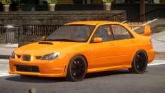 Subaru Impreza WRX V2 para GTA 4