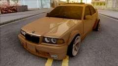 BMW 3-er E36 Wide Body para GTA San Andreas