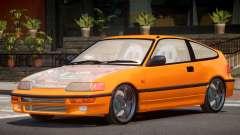 Honda CRX ST para GTA 4