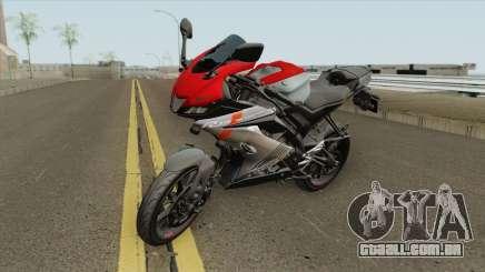 Yamaha YZF R15 2018 para GTA San Andreas