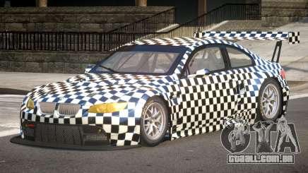 BMW M3 GT2 Sport PJ4 para GTA 4
