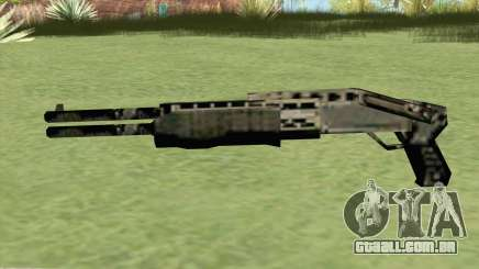 Shotgun (Manhunt) para GTA San Andreas