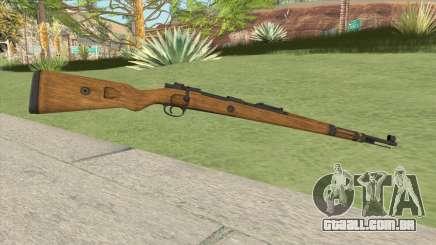 Kar98K (Red Orchestra 2) para GTA San Andreas