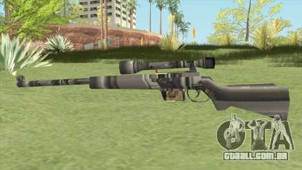 Sniper Rifle (Manhunt) para GTA San Andreas