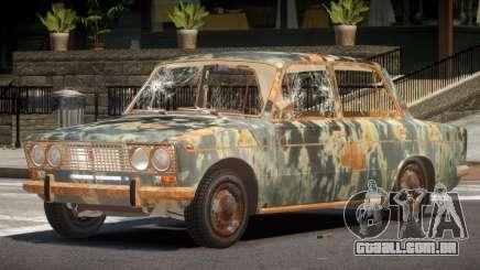 VAZ 2103 Rusty para GTA 4