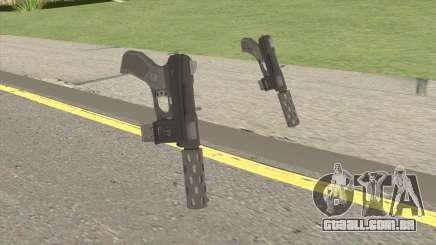 Vom Feuer Machine Pistol GTA V para GTA San Andreas