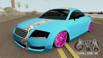 Audi TT (MQ) para GTA San Andreas